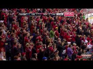 45-й гол Овечкина и первое результативное действие Кузнецова в НХЛ