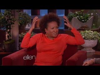 The Ellen DeGeneres Show 2014.03.14 Wanda Sykes