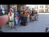 индейцы на бауманке