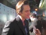 2008 - Jim Carrey @ I LOVE YOU PHILLIP MORRIS NYC Screening