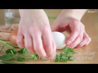 Comment décorer des œufs de Pâques