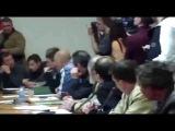 Новости Украина Донецк. Как прошли переговоры c Хунтой ( Представители самопровозглашенной Донецкой народной республике в четверг, 10 апреля, провели очередные переговоры с представителями официальной власти города и области. Об этом сегодня на заседании