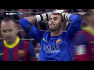 Реал Мадрид vs  Барселона 3:4