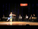 Mandrova Yana, Baladi improvisation,V INTERNATIONAL FESTIVAL OF ORIENTAL DANCE TARIQ EL NUGOUM Moskow 4.04.2014