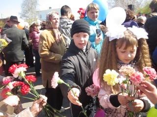 День победы 9 мая 2012 год г Туринск