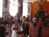 Танець наймолодших учнів НВК