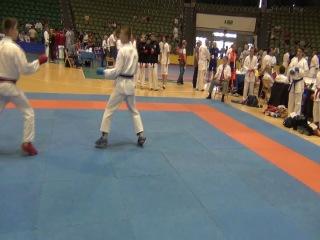 Чемпионат Европы по карате FSKA Познань, Польша(1)