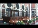Непередаваемая атмосфера в здании вокзала Сиркеджи 1888-1890 года стр. Город Стамбул