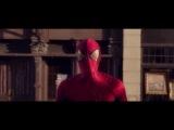 прикол с человеком пауком