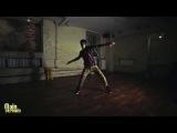 DanceHall steps with Andrey Boyko: Step #7 Shinobi