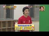 140315 Hanoo no Taiikukai TV SP (Yamamoto Sayaka)
