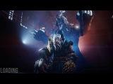 Dota 2 Loading screen Gimmick (Lone Druid) 3D Depth