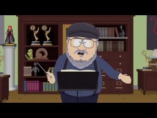 Южный парк 17 сезон 8 серия -гимн членам