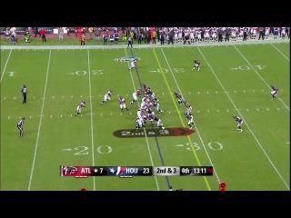 NFL 2014-2015 / PreSeason / Week 2 / Atlanta Falcons - Houston Texans / 2half