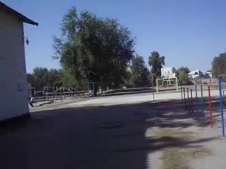 Моя первая школа в Казахстане!Тараз(Джамбул) Видеопанорамы школы №320 по улице Ворошилова