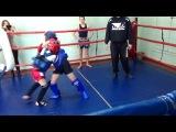 Матчевая встреча Баширов Турал (Викинг) - (Скорпион) 3 раунд