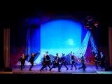 Отчетная программа Народного коллектива эстрадного танца