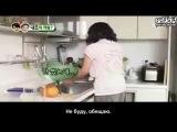 We Got Married: Чонджин - Ли Си Ён (Ep.9) [рус.саб.]