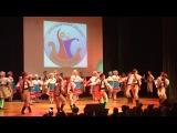 Закарпатский танец «Березнянка»