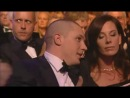 BAFTA TV  2008 Том Харди и подруга Келли Марсель