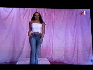 Инесса Ларио канал M1 Киев (Miss music)