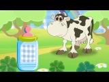 Как говорят животные - Развивающее видео для детей - Звуки