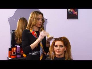 Окрашивание волос в домашних условиях – краска Faberlic