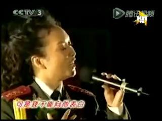 Первая леди Китая поётОй. цветёт калина.