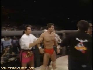 Самый первый турнир UFC - как все начиналось! (1993 г.) НА РУССКОМ!!!