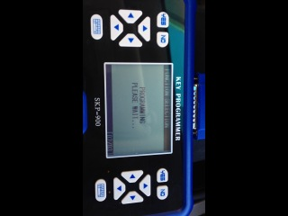 How to program LEXUS smart key by SKP-900 key programmer