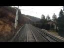 Fuhrerstandsmitfahrt Jenbach - HallTirol - Innsbruck Hbf - Brenner mit schwerem Guterzug