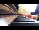 Lara Fabian Je t'aime (piano)