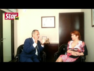Диетолог Алексей Ковальков дает советы актрисе Вере Сотниковой