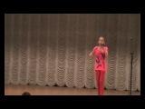 Настя Русинова 26.04.2014 Всеукраинский фестиваль