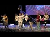 Концертная версия флешмоба от школы танцев