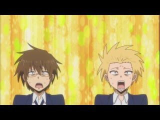 Danshi Koukousei no Nichijou 05. High School Boys and Dubbing / High School Boys...