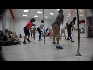 МК Shoshina Katerina BOOTY DANCE, г. Чебоксары март2014