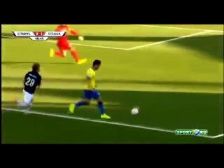 ЛИГА ЧЕМПИОНОВ. Лучшие голы квалификации 2014/2015
