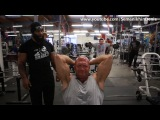 Денис Семенихин. 2-я тренировка с СиТи Флетчером (Плюшевая Борода) + беседа о питании