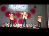 Жестовая песня - Плачет дождик на Межрегиональном фестивале Звонкая капель в г. Тамбове.