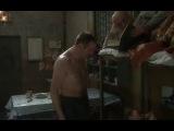 Сериал Зона отрывок (Тихону Алексеевичу ломают ногу)