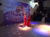 дуэт Инесса Джагашвили и Екатерина Корнилова (Кубок мира 2014) -ирак