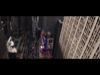 Новый Человек-паук 2 — Реклама почты США (2014) [HD]