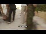 сирия точный выстрел снайпера (не для слабонервных)