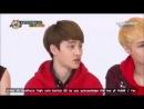 [eng] 130710 Weekly Idol EXO high note battle cut