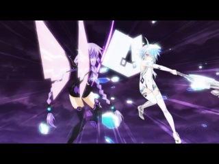Гиперпространственная Нептуния / Choujigen Game Neptune The Animation - 12 серия [Hikuro] [12/12]