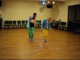 Dance Camillo Lauricella + Nika Kljun - Telerhone (Lady Gaga feat. Beyonce)