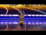 Нереально крутой танец от 8-летнего мальчика из Индии
