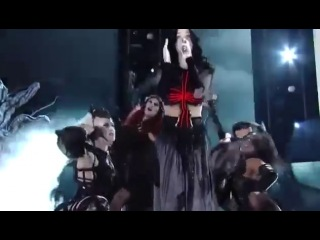 Katy Perry feat. Juicy J - Dark Horse (Live @ Grammy Awards 2014)