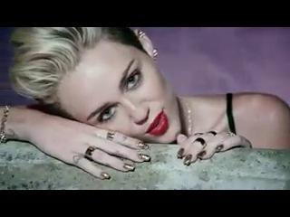EOS бальзамы в клипе Майли Сайрус - We Can't Stop!